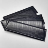 panneaux solaires d'époxy de silicium de 6V 0.6W Poycrystalline pour DIY
