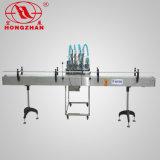 Pasta de embotellamiento automático Máquina de Llenado de líquido diariamente para Cosmética Productos químicos