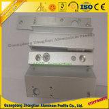 CNC de la alta precisión para las piezas de aluminio del aluminio de la protuberancia