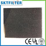 Фильтр пены собирает пыль