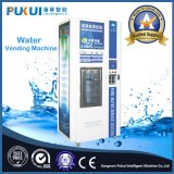 انخفاض الأسعار عبوة 5 جالون زجاجة الإعلان آلة لتنقية المياه