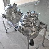 Het Bewegen van de Prijs van de fabriek de Magnetische Tank van het Roestvrij staal van de Emulgering van de Tank voor zich het Mengen