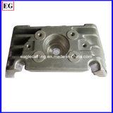 アルミニウム精密CNCの機械化はダイカストの圧縮機サポート部品を