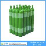 cilindro de gás ISO9809 de Industral do aço 40L sem emenda