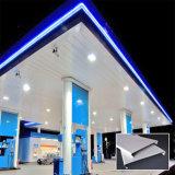 Plafond en aluminium et antidéflagrant pour station d'essence