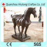 Statua dei cavalli della resina della decorazione dell'ufficio piccola da vendere