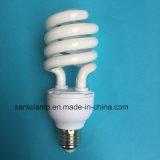 Lâmpada de poupança de energia 24W Half Spiral Halogen / Mixed / Tri-Color 2700k-7500k E27 / B22 220-240V