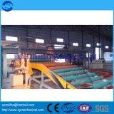 Usine de panneau de silicate de Calsium - panneau de la Chine faisant la centrale - grandes machines dures de panneau