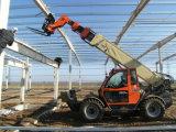 Proyecto de acero del almacén|Proyecto estructural de acero|Stee estructural|Almacén de acero