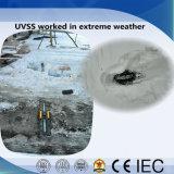 Uvss (impermeable) bajo sistema de vigilancia del vehículo (CE IP68)