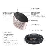 Altofalante portátil sem fio de Bluetooth mini com cartão do TF