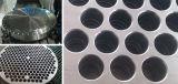 Alta calidad A182 F316 / placa de tubos del condensador 316 perforado
