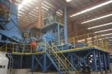 금속 재생을%s 슈레더 기계를 갈가리 찢는 Psx-88104 금속 조각