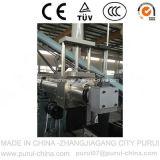 Máquina de granulação de plástico para reestruir material