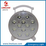 Batterie rechargeable 12 LED Lampes de table d'urgence