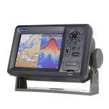"""Receptor del GPS del cristal líquido del navegador HP-628A 5.6 marinas """" Colorized"""