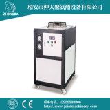 배밀도 4color PU 따르는 기계 Zd-CD4-250A