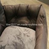 Haustier-Möbel-ledernes Auto-Sitzdeckel-Matten-Bett-Katze-Hundeluxuxsofa