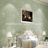 Revêtement classique D&eacute de papier peint de PVC de type moderne de Wallcovering ; Papier peint de cor