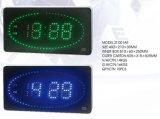 다채로운 도는 LED 두번째 표시기 - Ractangle 모양을%s 가진 LED 시계