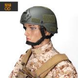 Mich 2000 Réplica Ejército táctico con bastidor de montaje Nvg CASCO CASCO