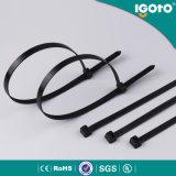 Ce RoHS homologué 94V-2 Nylon auto-verrouillage câble Tie