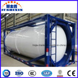20FT 40FT Cooking Gas Storage ISO Steel Tank Container met ASME BV CCS