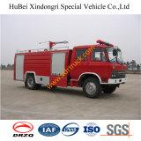 8ton Dongfeng 153 물 탱크 소방차 Euro2
