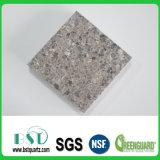 Partie supérieure du comptoir de pierre de quartz de granit de Venilla