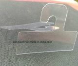 PVC明確なプラスチック止め釘
