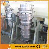 Cadena de producción del tubo del PE de la máquina/del HDPE de la protuberancia del tubo del HDPE del PE