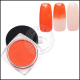 Thermochromic顔料の粉の熱い実行中の粉マニキュアのための熱カラー変更の温度の粉