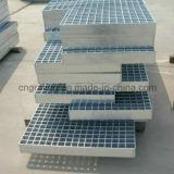 Rejilla de acero liso para pisos