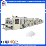 Linhas de venda quente para a produção de papel higiénico