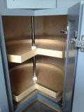 Gabinetes de cozinha do armazenamento de Lazysuan