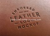 革熱いホイルの切手自動販売機の/Leatherの熱伝達