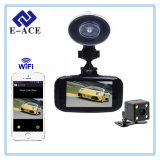 HD lleno mini WiFi Dashcam con el video