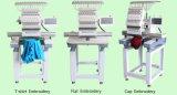 Machines van het Borduurwerk van Holiauma de Enige Hoofd Computergestuurde/de Grote Machine van het Borduurwerk van de T-shirt van de Grootte Vlakke GLB