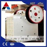 Fabricante chino de la máquina de mandíbula Trituradora de piedra / Crusher