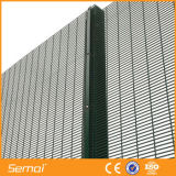 Проволочная изгородь утюга анти- подъема 358 стальная
