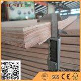 madera contrachapada Grooved del suelo del envase de 1160*2400*28m m