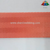 Оптовая продажа Webbing ремня безопасности померанцового красного цвета 1.5 дюймов Nylon