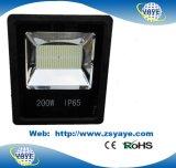 Yaye 18 세륨/RoHS/를 가진 최고 인기 상품 SMD5730 LED 플러드 빛 200W /200W 플러드 빛 보장 3 년