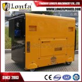 generatore silenzioso portatile del motore diesel di 5.5kVA 5.5kw (5500 watt)