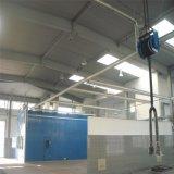 Deux constructions en acier en métal structural d'étage pour l'usage multi
