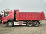 HOWO 6X4 10の荷車引きのダンプトラック、ダンプ、ダンプカー