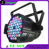 54X3w RGBW DJ Stage Melhor Preço LED PAR64 Luz