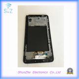 Original de teléfono móvil inteligente de la pantalla táctil LCD de LG Stylus 2 LS775