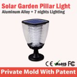 안마당을%s 운동 측정기 빛 16 LED Piroutdoor 정원 램프