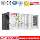 Le générateur diesel de conteneur de Perkins 650kw 800kVA avec synchronisent le système monté